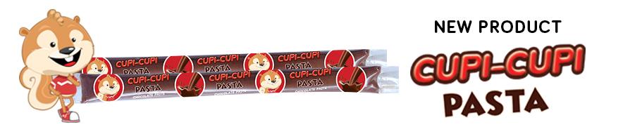 new product cupi pasta